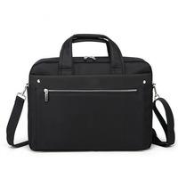 Itemship Durable Laptop Bags Luxury  Men Messenger Black Color Laptop Bags  Fit For14/15-Inch Laptop