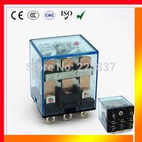 HH63P LY3 (5 pcs) high quality LY3NJ JQX-13F omron relay 220v 12v 12 volt 24v silver contact mini electrical relay