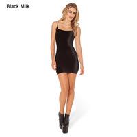 2015 fashion women dress pure black velvet halter casual dress straps tight dresses