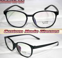full rim The big frame fashion Optical Custom made optical lenses Reading glasses +1 +1.5 +2+2.5 +3 +3.5 +4 +4.5 +5 +5.5+6