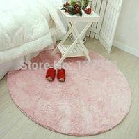 Free Shipping 80*80 3.5cm thicken SHAGGY super soft carpet rug area rug slip-resistant door mat kids rug for living room bedroom
