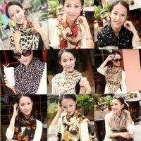 5pcs/lot  DHL FREE FOR  40pcs Velvet chiffon scarf winter scarf spring  high-grade chiffon scarf shawl scarves