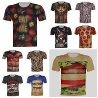 Мужская футболка 2015 3D t 3D t s M l XL xXL 3XL 4XL 5XL 6XL