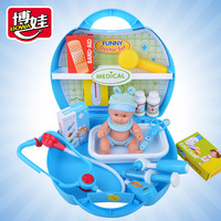 Doctors play house toy simulation play house doctor hospital medical care units containing dentist doll