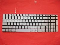 US keyboard backlit for ASUS N550 N550LF N550JV N750 Silver