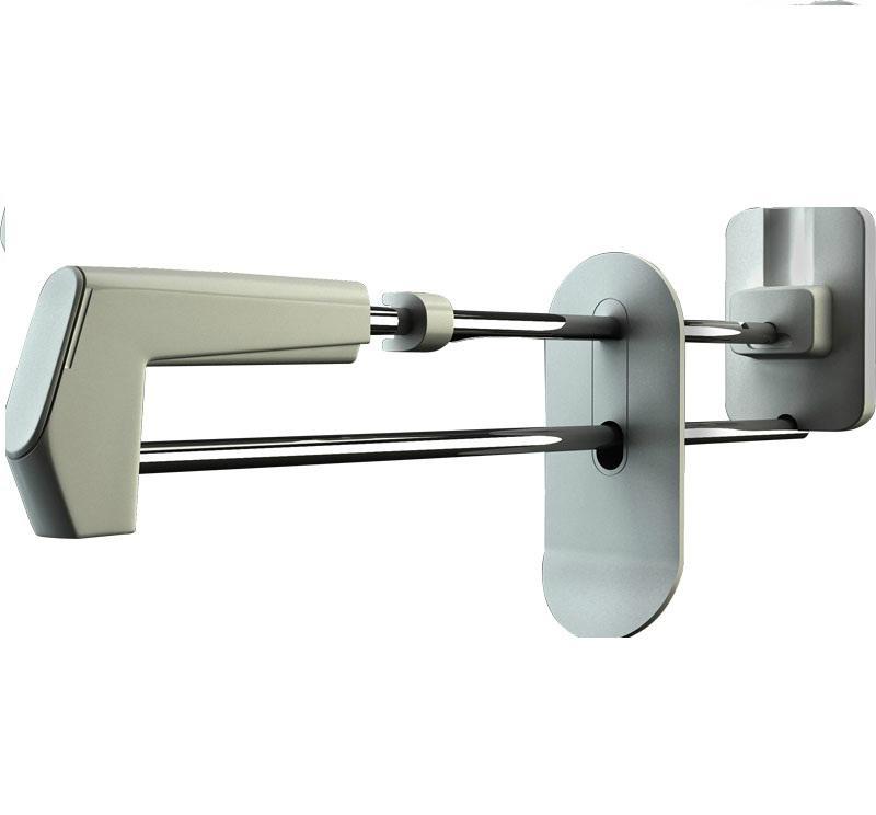 vG-HK002 Retail Anti-theft Security Display Metal Slatwall Hooks