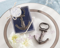 "Free Shipping 100box ""Anchor"" Nautical-Themed Bottle Opener Unique Wedding Souvenirs WJ106"