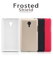 Free ship Original Nillkin Super shield shell case for MEIZU MX4 Pro with screen protector