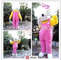 2015 NEWS hello Kitty Plush Cartoon Character Costume mascot Custom ProductsKitty Plush Cartoon s-xxl