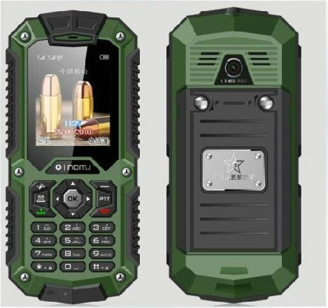 2013 original Quad Band Outdoor rugged Waterproof Dustproof shockproof mobile phone Runbo Russian Menu OINOM LM128 P400(China (Mainland))