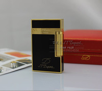 ST Dupont Dupont lighters lighters broke all copper produced a small black and silver -D symbol