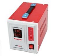 Wholesale Detail Red Carton Single phase Voltage Regulator Stabilizer sve 1000va