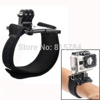 free shippingGopro Accessories, Housing Case Wrist Strap Mount Arm Strap Mount for GoPro Hero4/ 3+ Hero 1 /2 /3 free shipping