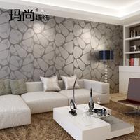 P non-woven wallpaper modern geometry sofa background wall eco-friendly wallpaper 0681