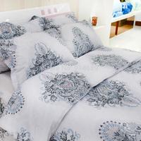 100% cotton four piece set active 2015 flower home textile cotton 100%  bed sheets