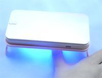 LED 5W Nail Art Lamp Portable New Phone Shape Nail Manicure Portable New Nail Dryer Nail Care Machine