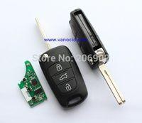 KIA K2 car flip remote key control 434mhz with ID46 chip