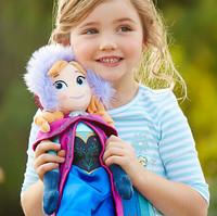 Tot Kids baby toy 40CM Frozen Plush Toys anime frozen dolls Princess Elsa Anna party toys for girls boys children