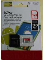 hot memory card 128 gb micro sd card micro sd class 10 flash card 128gb TF huge capacity free card reader