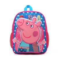 2015 new Peppa pig Backpack children school bags for girls boys children cartoon bag mochila infant cute bags peppa pig bolsas
