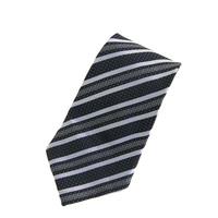 New 2014 Man's Fashion Accessories Geometric Pattern Jacquard Woven Business Silk stripe Tie Necktie for Men