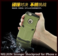 "NILLKIN Stronger than Stronger Series Overall Coverage TPU+PC Shockproof Case for Apple iPhone 6 4.7"" +Retail + Free Shipping"