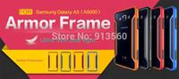Free shipping 5pcs original Nillkin PC TPU Armor Fram for Samsung Galaxy A5 A5000  Armor Border series  +retail box