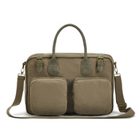 European and American classic men's shoulder messenger bag. High-grade Portable casual bags.