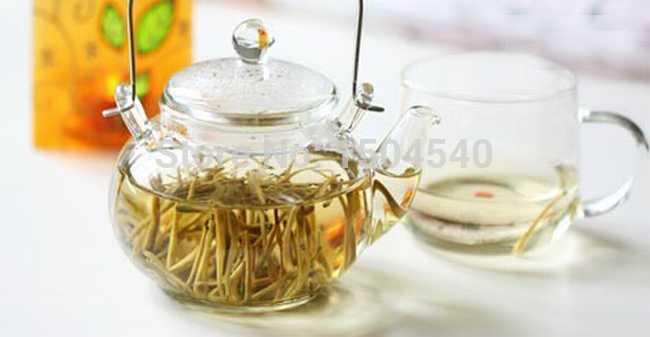 Free shipping Honeysuckle Tea 100 Organic Green Herbal Medicine Tea Refreshing Inlet 50g