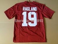 Ncaa Alabama Crimson Tide #19 Reggie Ragland red college football jerseys mix order free shipping