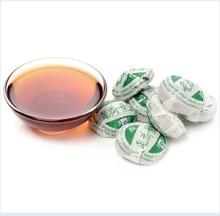 50 pcs different flavor pu er tea yunnan puer tea in mini packing chinese black tea