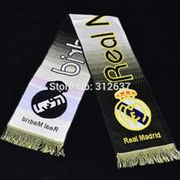 real madrid flag Club Team Woven Jacquard football english premier league table Scarf borussia dortmund football Scarf