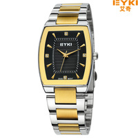 2015 New Style EYKI Brand Military Men Watch Men Leisure Sports Watch Fashion And Personality All Steel Quartz Watches