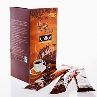 Cordyceps militaris coffee