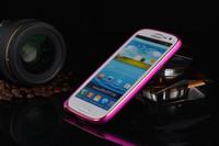Gold edge Luxury Aluminum Metal Bumper Frame Case For Samsung Galaxy Grand Prime G530 G530H G5308W SM-G530H