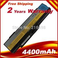 3000 G400 59011 Battery 5200mAh Laptop For Lenovo 3000 G400 14001 2048 Series G410 Series ASM BAHL00L6S FRU 121SS080C