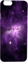 Purple Starry Galaxy Hard Unique Designer Slim case for apple iphone 6 4.7 inches