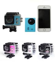 Original SJ4000 Wifi 1080P Full HD Diving 30M Waterproof Sport Cameras Gopro Hero3 sj 4000 with battery and charge