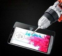 For lg g3 mobile phone film. HD protective film for LG G3 high permeability steel membrane. Proof glass film.