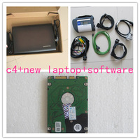 super mb star c4 multiplexer with wifi + software 2014 .09 hdd + new laptop  ( For Lenovo ) Z475 ready to work multi languages