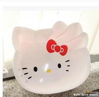 Hellokitty cartoon lavatory/cute/plastic tubs/xiancai basins birdbath fruit basin/children's large basin