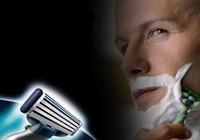 Free Shipping (4pieces/lot) Hot sell Men's Razor Blades,Shaving razor blade,Standard for US&RU&Euro
