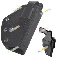 Tactical Nylon Close Quarters Gun Pistol Holster Scabbard Pouch with Snap Button Closure for W94 Pistol