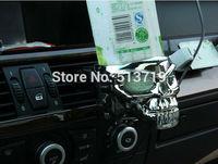 Free shipping car Auto park Kito car cup holder car drink holder skull