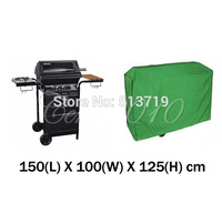 Free shipping 150x100x125cm Details about Heavy Duty Waterproof BBQ Cover Outdoor Garden Grill Protector