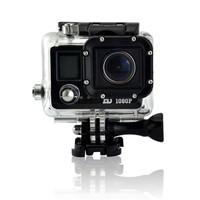 Amkov SJ5000 Wifi Action Camera Full HD 1080P 30M Waterproof Sports Desporto DV Gopro Style 20M Pixels 4X Zoom 170 Wide Lens