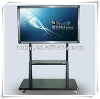 electric linear actuator for LED display cheap tv stands for sale stroke 600mm 34-45inch tv Can lift free to adjust