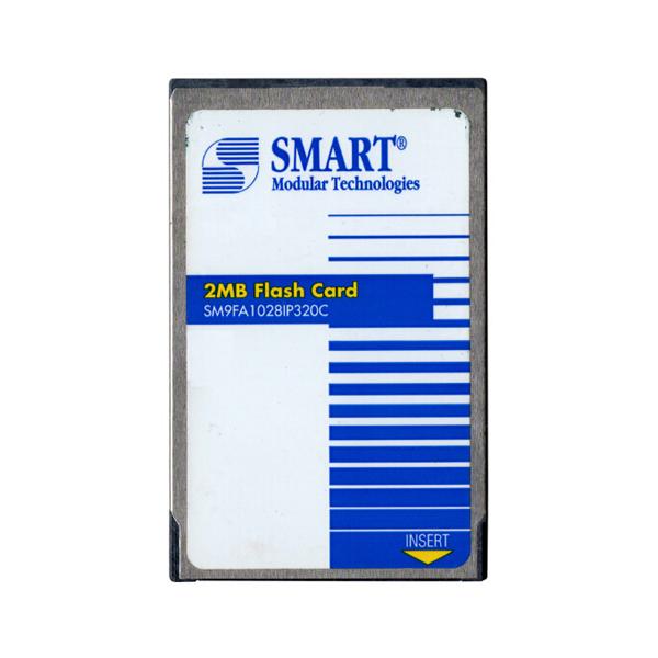SMART Memory Card Small Capacity PCMCIA Card 2MB Flash Card(China (Mainland))