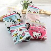 for girls underwear briefs panties kitty baby kids pants wholesale high quality short panties children princesses6PCS/LOT mix