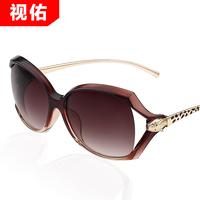 Female 2014 sun glasses polarized sunglasses women's fashion vintage big box sunglasses